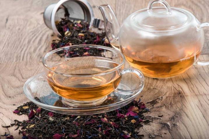 описание чай с бергамотом