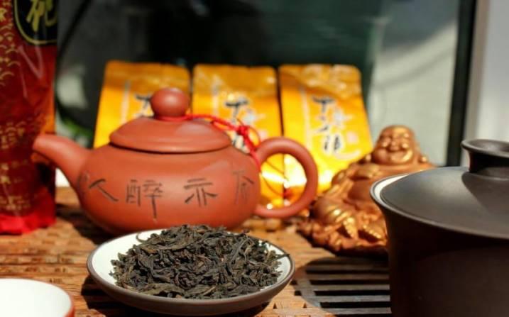 да хун пао красный чай