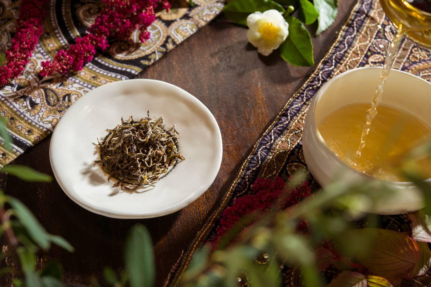 вкус чая Дарджилинг