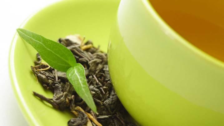 восстанавливающие маски для волос с зеленым чаем
