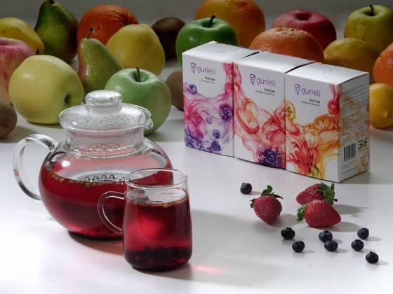 грузинский чай гуриели