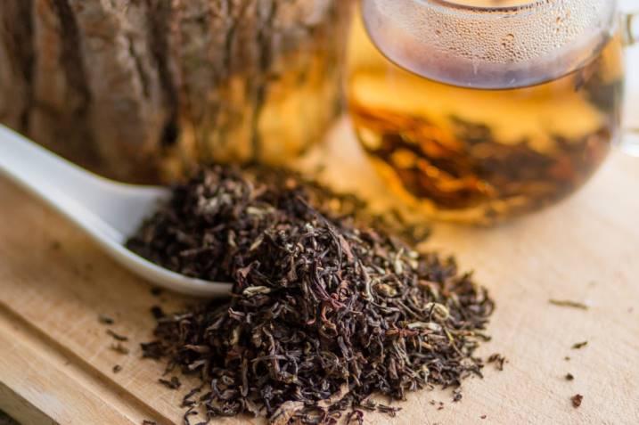 чай дарджилинг описание