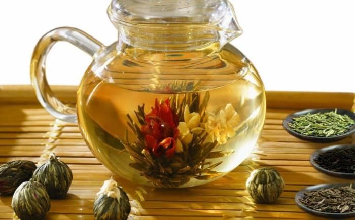 связанный чай свойства