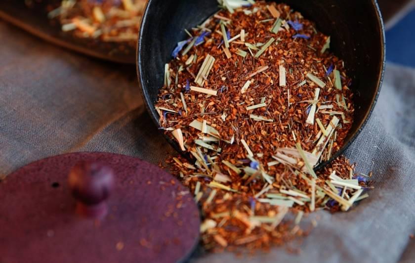 ройбос чай полезные свойства