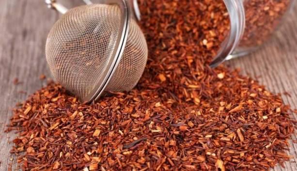 как заваривать чай ройбос