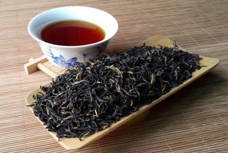черный чай юньнань