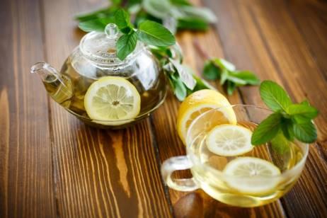 Как заварить чай с лимоном