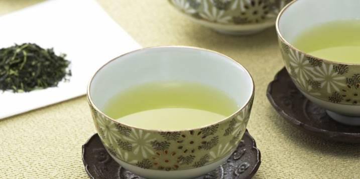 зеленый чай для волос польза