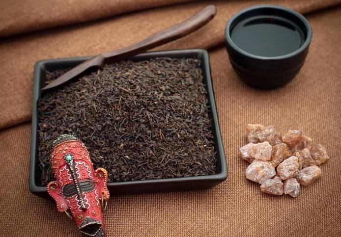 Крупнолистовой кенийский чай