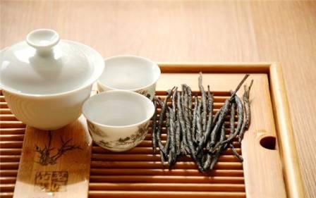 Свойства кудин чай и полезные свойства