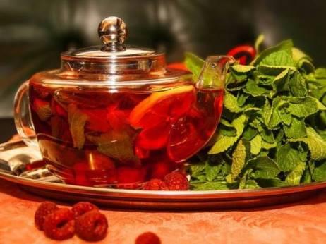 чай из марокко
