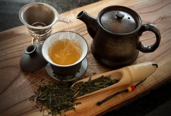 Вред зеленого чая для мужчин