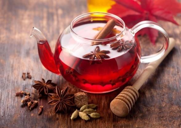 чай с бадьяном