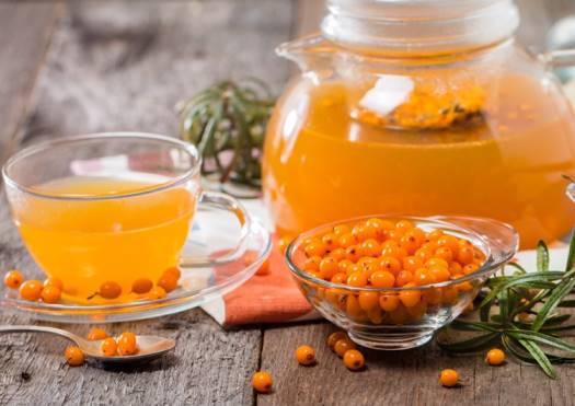 чай с облепихой польза и противопоказания