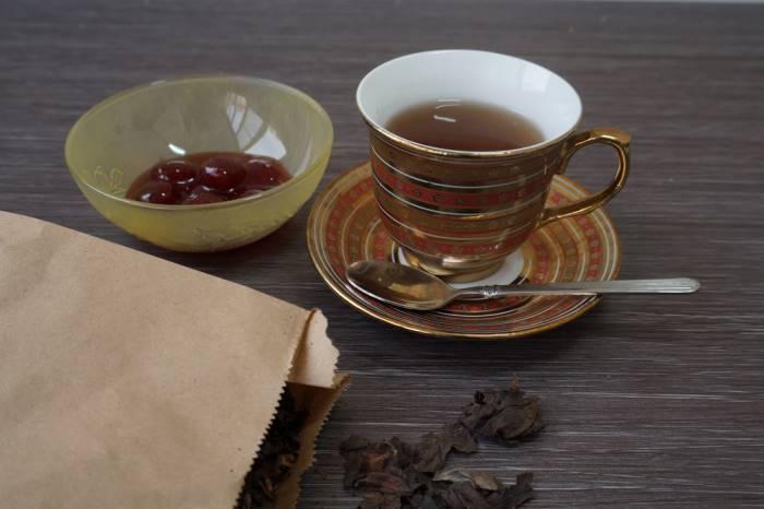 как заваривать чай из бадана