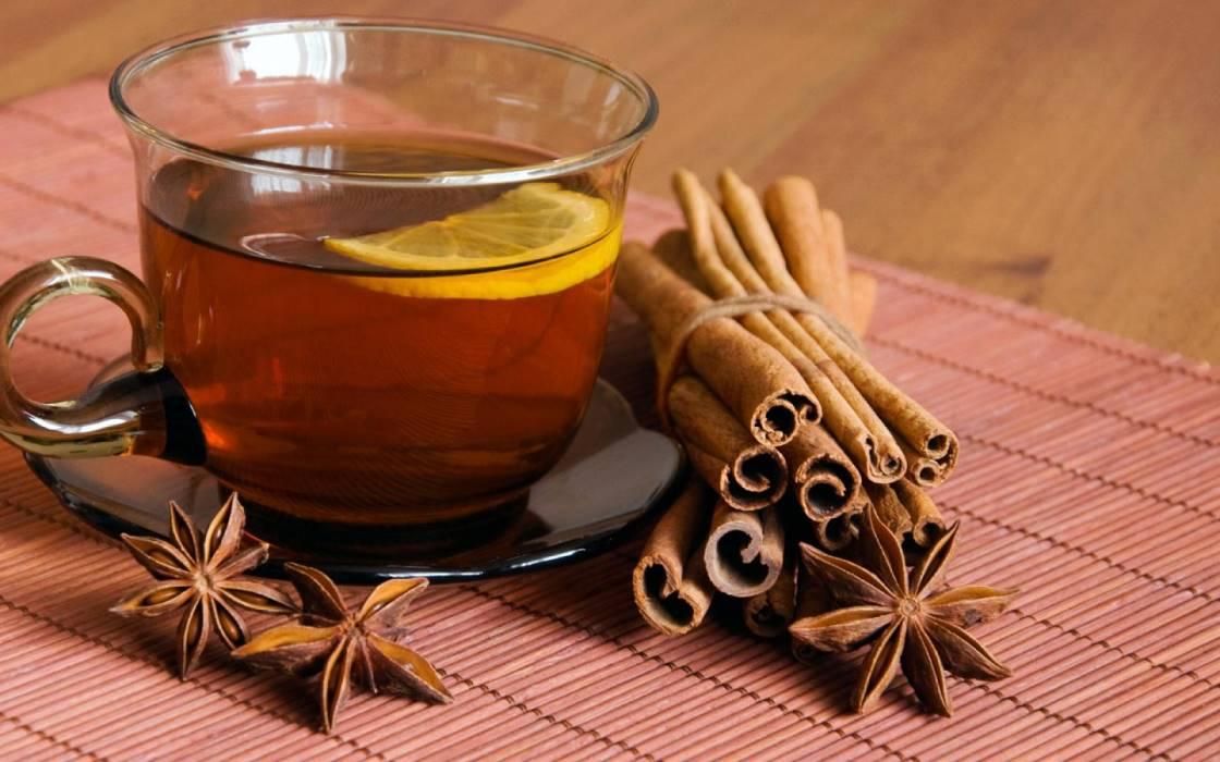 как заваривать чай с бадьяном