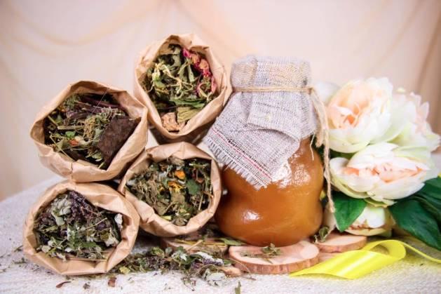 травяной чай вред
