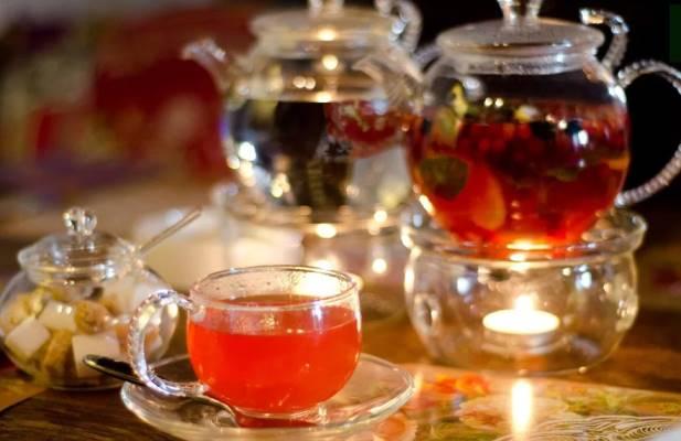 чай с барбарисом