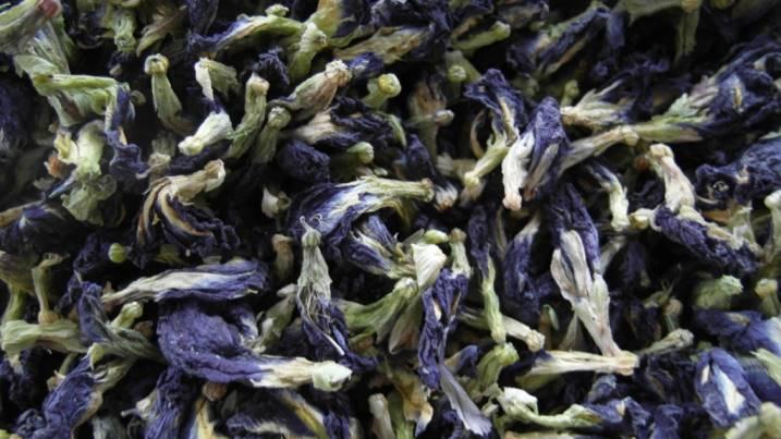 Пурпурный чай Чанг Шу