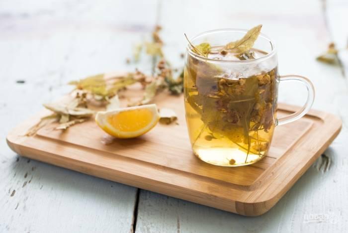 Липовый чай - лучший напиток от болезней