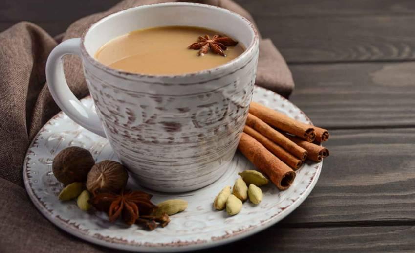чай с кардамоном и гвоздикой
