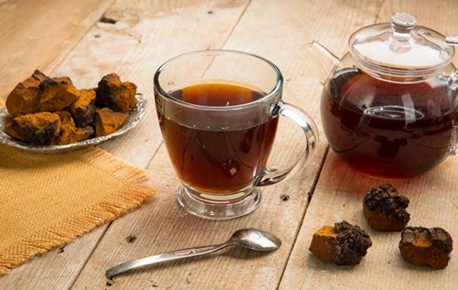 Чай из чаги при заболеваниях