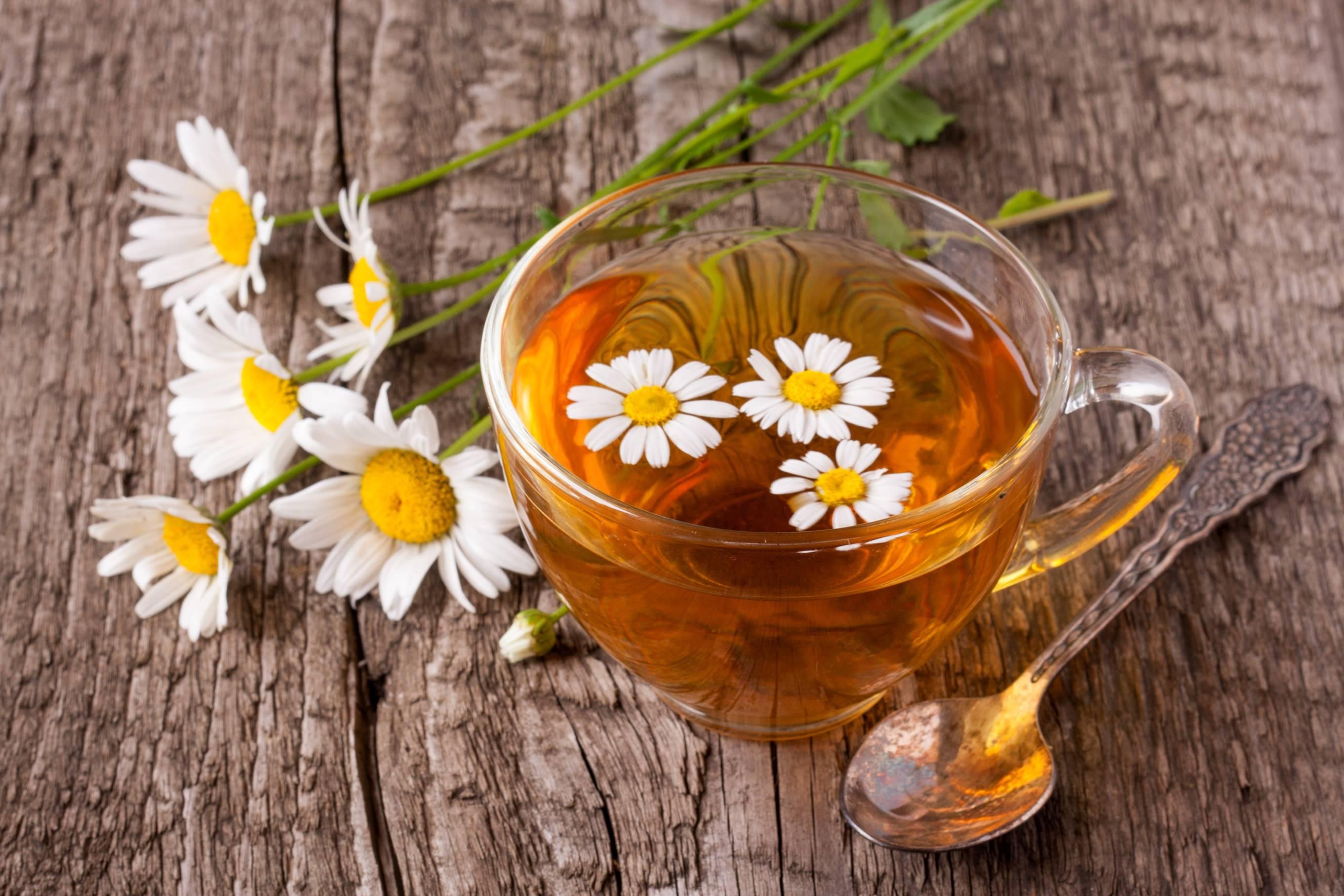 чай с ромашкой от бессонницы