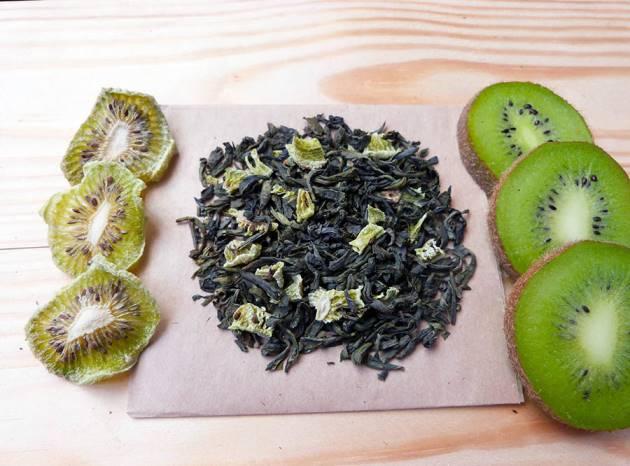 Киви: польза и приготовление чая