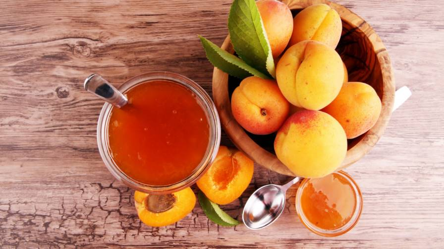 Отвар из абрикосов