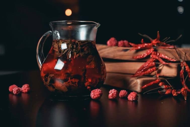 Чай с перцем