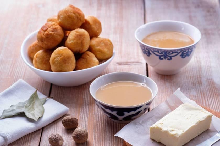 приготовление калмыцкого чая в домашних условиях