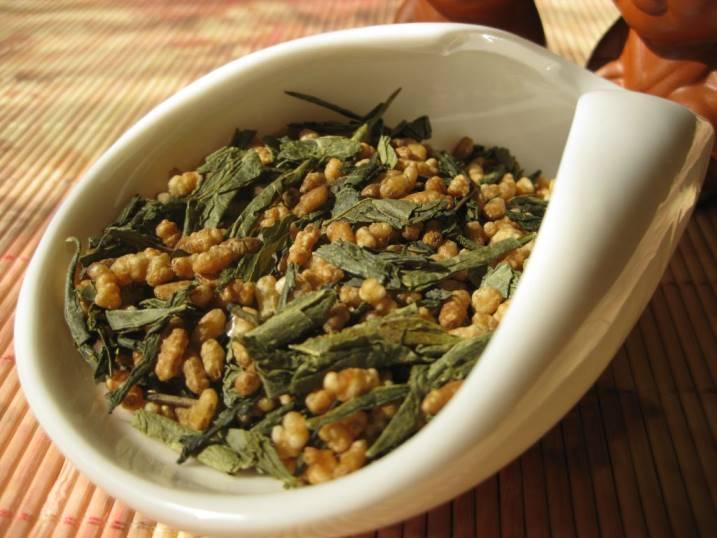 Чай Генмайча