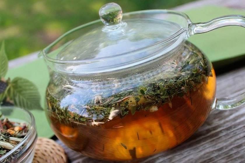 Чай с кассией