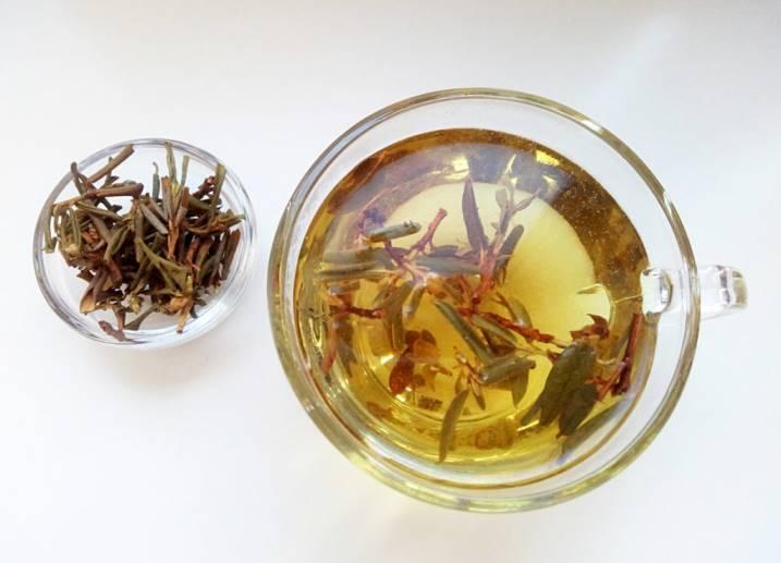 Чай из травы Саган Дайля - напиток древних шаманов