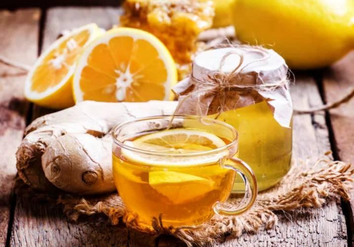 Польза и вред имбирного чая