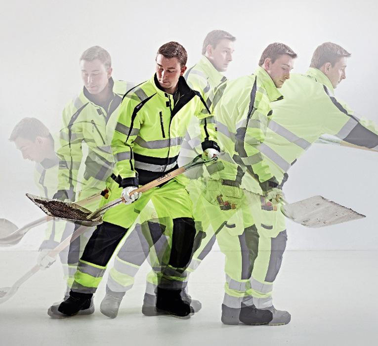 Scandinavian protective clothing Fristads
